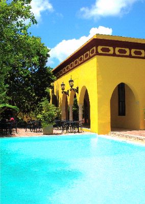 Original Swimming Pool Of The Hacienda 13 of 16