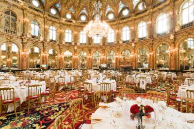 Opera Ballroom Dining Set Up 14 of 27