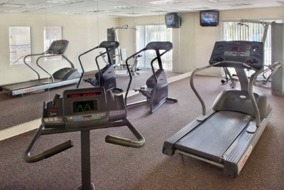 Fairfield Inn And Suites Fitness Center 7 of 10
