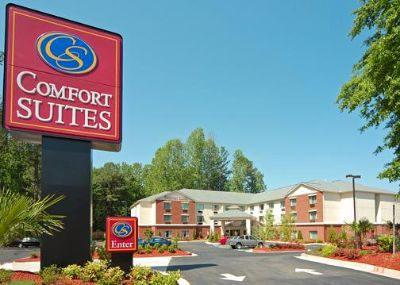 Image of Comfort Suites Morrow