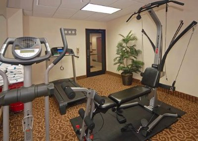 Exercise Room With Cardio Equipment 8 of 10
