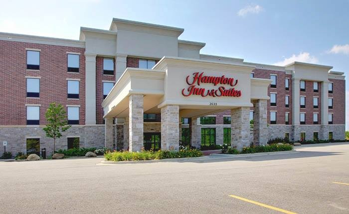 Hampton Inn & Suites 1 of 16