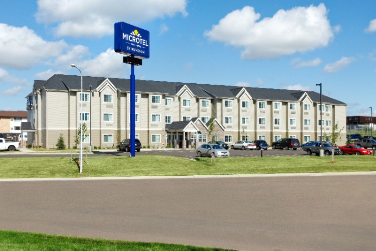 Microtel Inn & Suites Dickinson 1 of 10