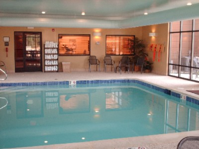After Working Out In Our Fitness Center Come Splash Around In Our Heated Indoor Pool! 11 of 11