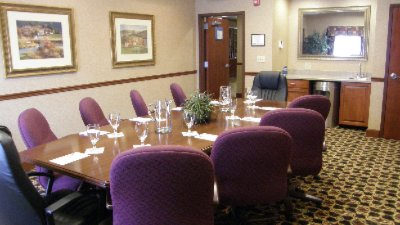 Executive Boardroom For Up To 10 People. 5 of 11