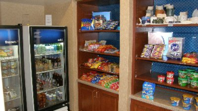 Enjoy Our In House Suite Shop For A Quick Snack! 10 of 11