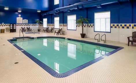 Enjoy Our Heated Indoor Pool And Hot Tub 5 of 9