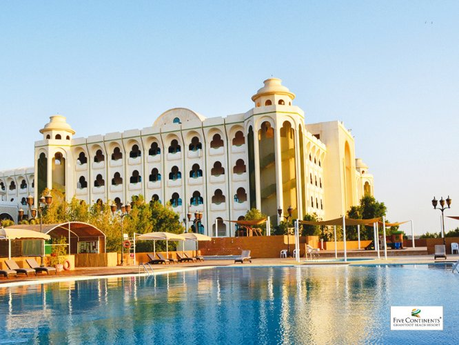 Five Continents Ghantoot Beach Resort 1 of 13