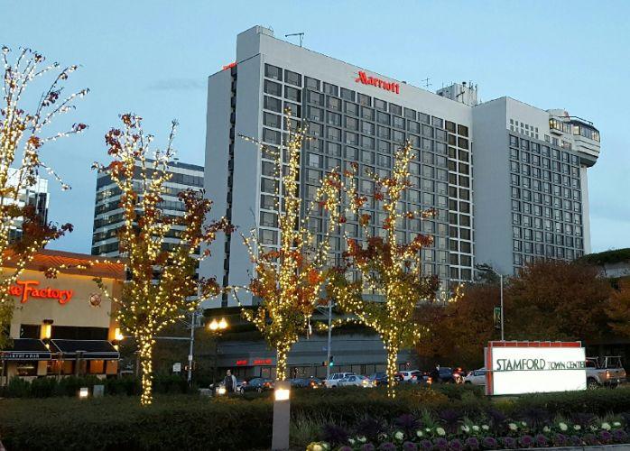 Stamford Marriott Hotel Spa 243 Tresser Blvd Ct 06901