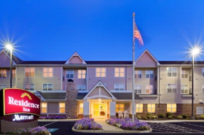 Residence Inn by Marriott Exterior