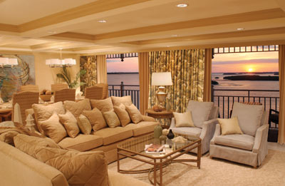 Sanibel Suite Living Room 4 of 11