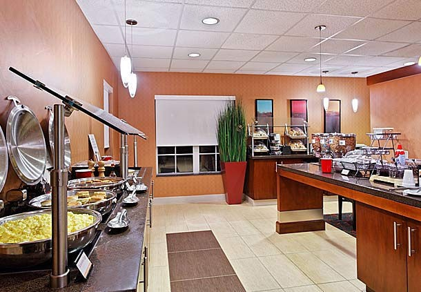 Wake Up To Our Complimentary Hot Breakfast Buffet 4 of 9