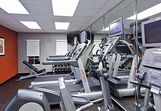 Enjoy Our 24/7 Fitness Center 8 of 9