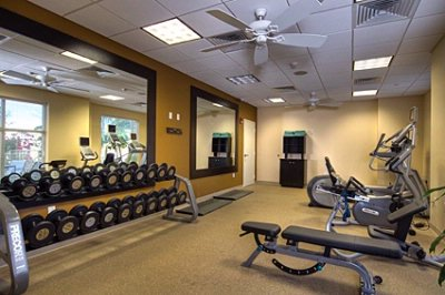 Complimentary Precor Fitness Center Open 24 Hours 11 of 16