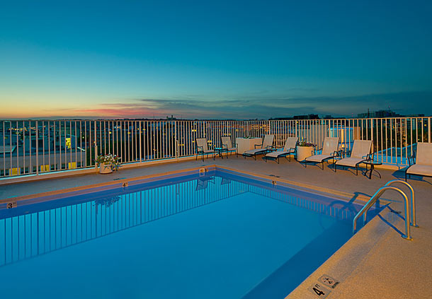 Rooftop Pool With Scenic Views 3 of 10