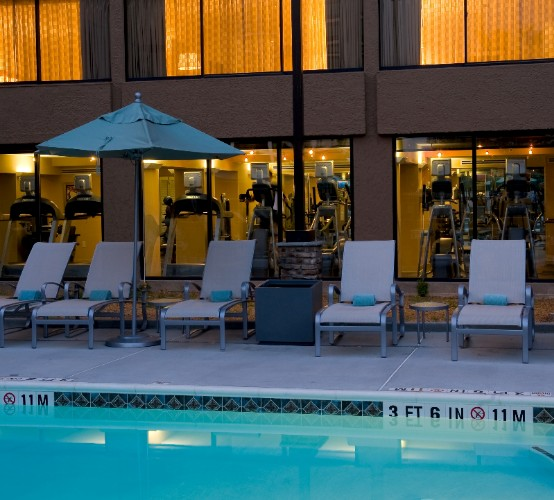 Fitness Center And Pool 5 of 10