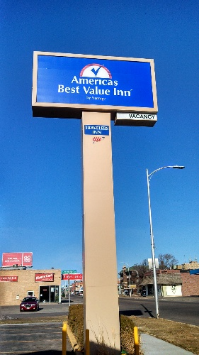 Americas Best Value Inn 1 of 11