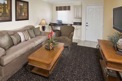 Spacious Living Area In All Suite/rooms 10 of 12