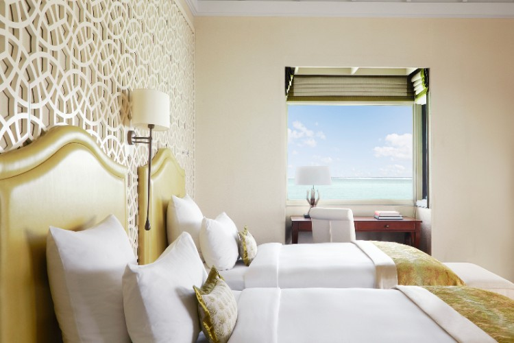 Twin Bedroom -Rehendi Presidential Overwater Suite With Pool 19 of 29