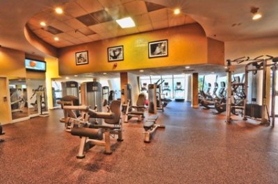 2300 Square Feet Of Complimentary Work Out Space 11 of 22