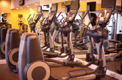 Our Fitness Center Offers The Latest Life Fitness Equipment 12 of 22