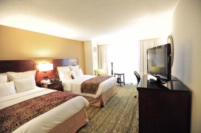 Our Double/double Room With The Revive Marriott Bedding 6 of 22
