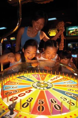Kids And Adults Alike Can\'t Resist Our 100-Game Arcade. 4 of 11