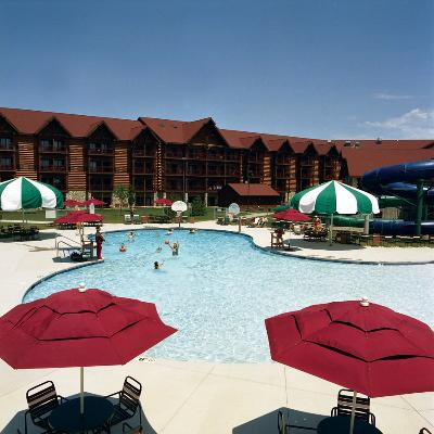 Our Raccoon Lagoon Outdoor Pool Is Perfect For Summer Sunbathing. 8 of 11