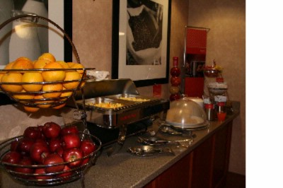 Free Full Hot Breakfast Buffet Every Morning! 9 of 9