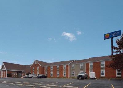 Image of Comfort Inn Morgantown