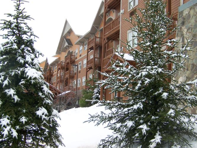 Hotel Exterior Winter 4 of 25