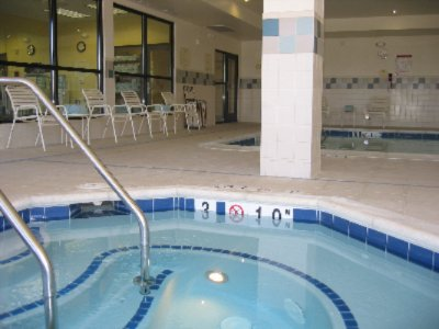 Chico\'s Only Indoor Pool And Spa 3 of 9