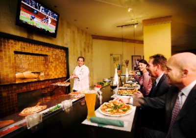 Sit At Our Bristol Palms Pizza Bar And Enjoy A Freshly Baked Pizza Right Out Of Our Brick Showcase Oven 22 of 31