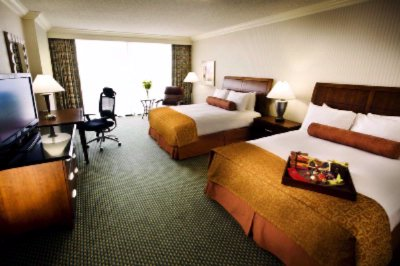 All Double Guestrooms Feature Two Queen Sized Beds And Dual Sink Vanities Ideal For Families 4 of 31