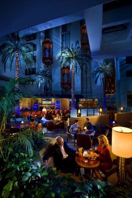 Experience The Hotel\'s Hot Spot Bristol Palms Lobby Lounge Open Until Midnight 5 of 31