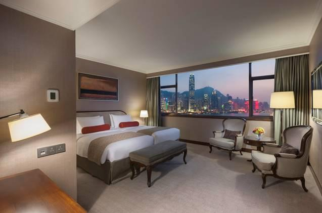 Marco Polo Hong Kong Hotel Room 4 of 8