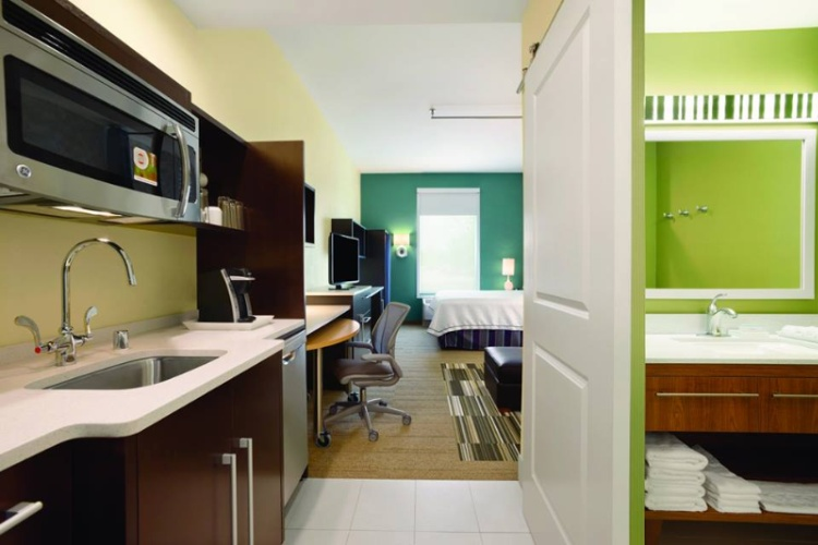 Home2 Suites By Hilton Stillwater 306 East Hall Of Fame Ave. Stillwater OK  74074
