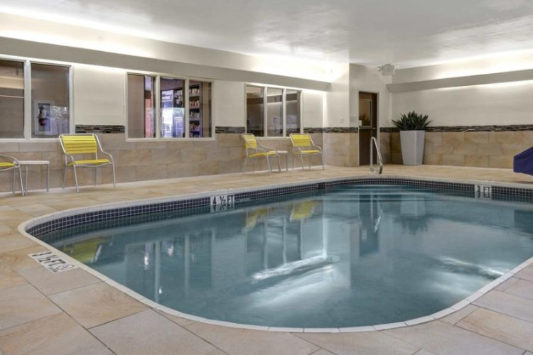 Take A Dip In Our Indoor Salt Water Pool. Open All Year Long! 10 of 15