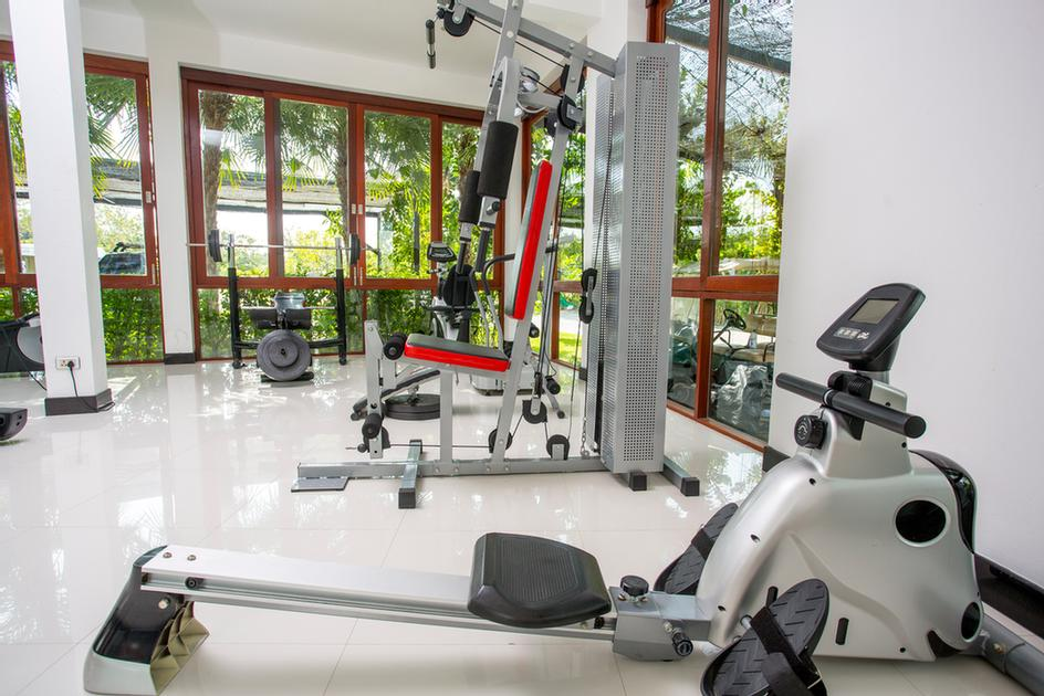 Fitness Room Games Room In Lotus Villas & Resort Hua Hin 19 of 21
