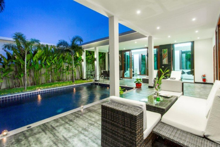 Lotus 2 Bedroom Private Pool Villa & Garden 5 of 21