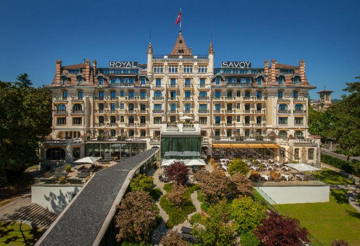 Hôtel Royal Savoy Lausanne 1 of 27