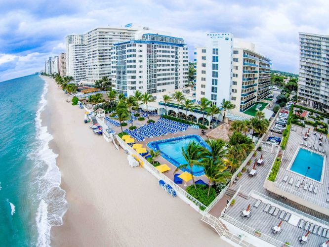 Ocean Sky Hotel Resort 4060 Galt Dr Fort Lauderdale Fl 33308