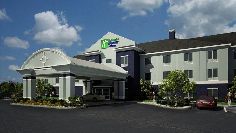 Holiday Inn Express & Suites North Fremont 1 of 8