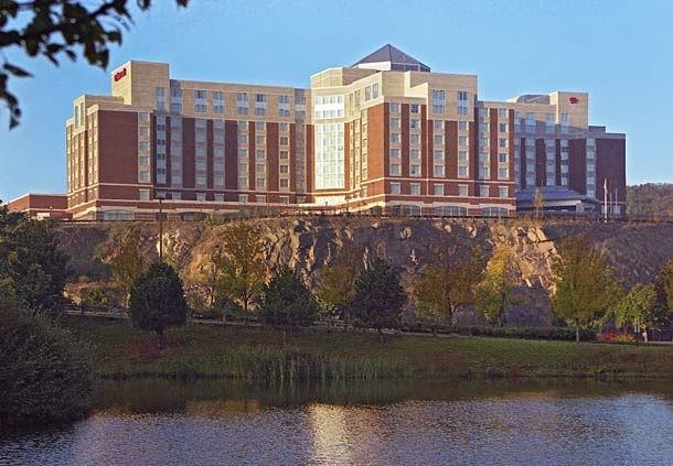 Marriott Boston Quincy 1000 Dr Ma 02169