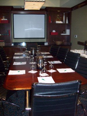Holiday Inn Gulfport Executive Board Room 13 of 20