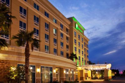 Holiday Inn Gulfport Night Exterior Shot 3 of 20
