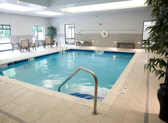 Indoor Heated Pool 5 of 15
