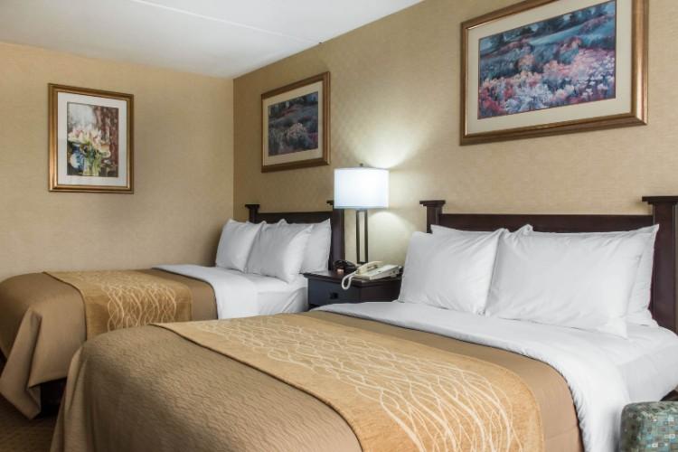 The Comfort Inn 174 Of Lancaster County North Denver Pa 1
