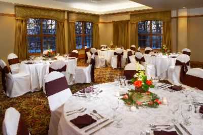 Banquets At Eagle Ridge Are Not Only Beautiful But The Cuisine Is Award Winning. 3 of 9