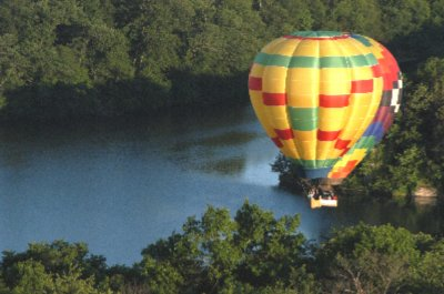 Hot Air Balloon Rides Is One Of The Most Unique Experiences A Guest Can Have At Eagle Ridge. 6 of 9